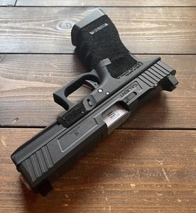 OCT SAIマルイGM Salient Arms Glock17 Tier 2 RMR Cut MARUI gunsmodifyガンズモディファイ