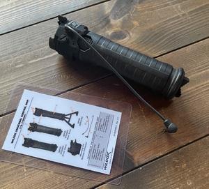 実物WILCOX 41900G01 Universal Control Grip with Bipod