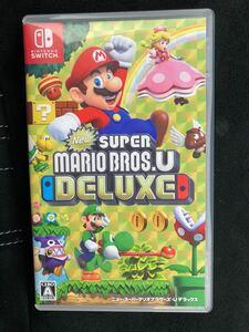 New スーパーマリオブラザーズ U デラックス  Nintendo Switch