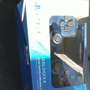 ワイヤレスコントローラー DUALSHOCK4 PlayStation4 chu zct2j22 midnight blue