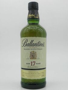 【箱なし】【旧ボトル】 バランタイン 17年 並行品 40度 700ml