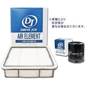 ☆オイル/エアフィルターSET☆デリカトラック/デリカバン SK22TM/SK22VM用