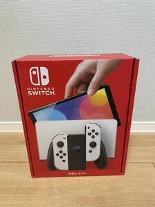 【送料無料】Nintendo Switch 有機ELモデル ホワイト 新品