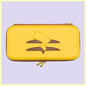☆★今だけsale★☆新品☆未使用★ Lite Switch P-85 ゲ-ムカ-ド 8枚収納(イエロ-) 任天堂スイッチ キャリングケ-スライト