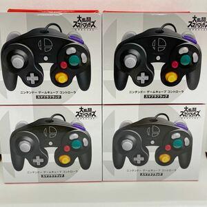 【新品、未開封】Nintendo ケームキューフコントローラ スマフラBK