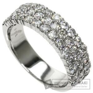 ジュエリー ダイヤモンド リング・指輪 K18ホワイトゴールド 中古