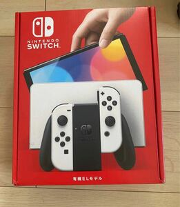 Nintendo Switch 有機EL ドッグ、HDMIケーブル、アダプターのみ  ニンテンドースイッチ