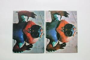 217番 YR11 色異い 2種セット カルビー 旧 仮面ライダー カード