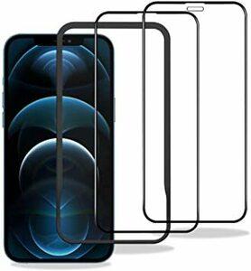 ★残り1点★2枚セット iPhone 12 Pro Max 用 ガラスフィルム 2倍強化ガラス液晶保護フィルム 9H硬度 全面保