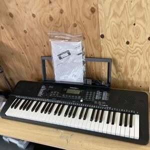 [10-228]【美品】MEDELI メデリ 61鍵盤 電子ピアノ キーボード M221L[J] 光鍵盤 自動伴奏機能 説明書/元箱付き