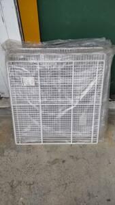 未使用 業務用冷蔵庫用網棚 5枚 615x625cm サンヨー
