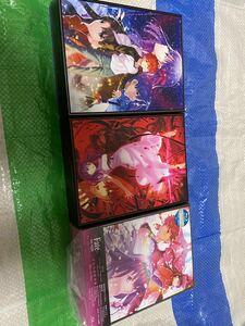 BD Fate/stay night[Heaven's Feel] 3部作 完全生産限定版 Blu-ray
