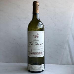 【空瓶】シャトーバランドロー 1992 750ml