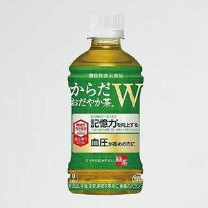 新品 未使用 からだおだやか茶W コカ・コ-ラ H-GS ×24本 機能性表示食品 350mlPET