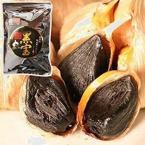 好評 新品 黒宝 青森県産熟成黒にんにく W-VN 500g バラタイプ