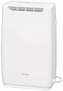 ホワイト ホワイト アイリスオーヤマ 衣類乾燥コンパクト除湿機 タイマー付 静音設計 除湿量 2.0L デシカント方式 DDB