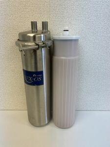 業務用 浄軟水器 メイスイ NFX-OS カートリッジ付き 新品フレキ管付き
