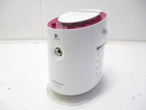 □Panasonic パナソニック EH-SA60 ナノケア スチーマー エステ 保湿 美容機器 2011年製 @80 □