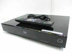 ♪SONY ソニー 2番組同時録画 BDZ-A950 HDD/BDレコーダー ブレーレイディスクレコーダー リモコン付き 101719A-2 @100♪