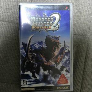 モンスターハンターポータブル2nd PSP