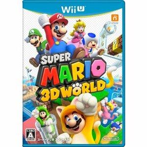 スーパーマリオ 3Dワールド - Wii U