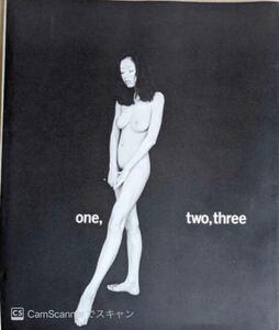 【美品】高岡早紀 写真集 one,two,three 初版本