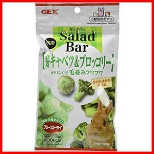 【送料無料】 ジェックス サラダバー芽キャベツ&ブロッコリー