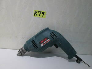 *K79*リョービ RYOBI 電動工具 電気ドリル 電動ドリル マイドリル MD-11Vジャンク品*#