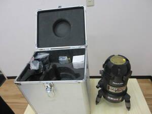 12140 中古 makita マキタ 高輝度レーザー墨出し機 SK503PXZ フルライン 自動追尾 動作確認済み 付属品有り 箱有り 現場 仕事道具 工事