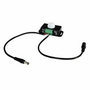 Color LN-SPIR-1CH-LV ケーブル付 LED用 赤外線 人感センサースイッチ ケーブル付き (DC1