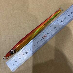 1040 バレーヒル カミワザ ショアマサジグ ロング 90g 人気色 メタルジグ ジギング ソルト ルアー 同梱可