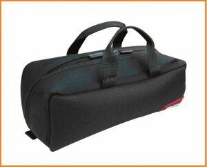 特別価格!DBLTACT トレジャーボックス ツールバッグ DTQ-S-BK ブラック 道具入れ 横長 バッグ 工具バッグJ30I