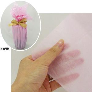 送料300円【ラッピング】薄葉紙 ピンク 30枚! 包装紙 ハロウィン イベント