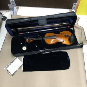 YAMAHA ヤマハ バイオリン V-10 弦なし 現状お渡し(N01021_11)