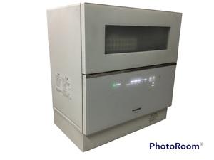 ★Panasonic パナソニック 電気食器洗い乾燥機 NP-TZ200-W 食洗器 2020年製 ホワイト 現状品★