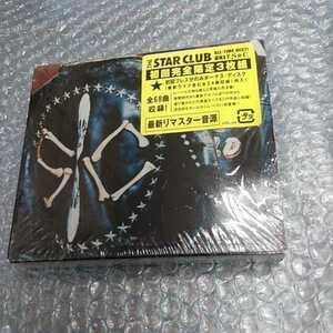 帯あり シュリンクあり ザ・スタークラブ 68曲収録 初回限定盤「ALL-TIME BEST!ONLY S★C」THE STAR CLUB