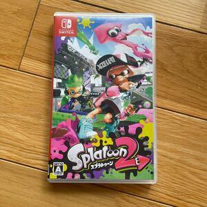 Nintendo Switch スプラトゥーン2 ニンテンドースイッチ