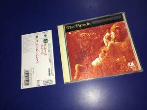 CD/帯付き/POCM2014●パレード THE PARADE / THE PARADE