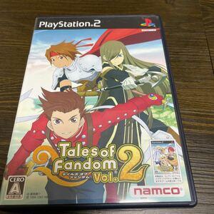 【PS2】 テイルズ オブ ファンダムVol.2 (ティアバージョン)