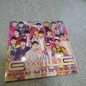 CD【EXILE/NEW HORIZON】エイベックス ※CD1枚のみ、DVDはありません。歌詞カード付き 返金保証あり