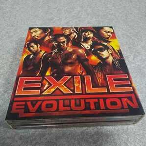 EXILE【EVOLUTION】CD1枚・DVD2枚 返金保証あり