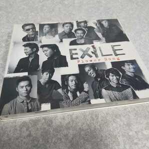 EXILE【Flower Songs】CD1枚 DVD2枚 返金保証あり