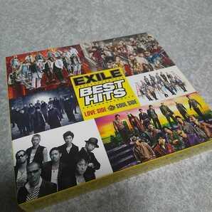 EXILE【BEST HITS LOVESIDE SOUL SIDE】2012年エイベックス 返金保証あり