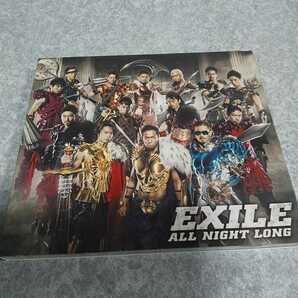 EXILE【ALL NIGHT LONG】2012年エイベックス 返金保証あり