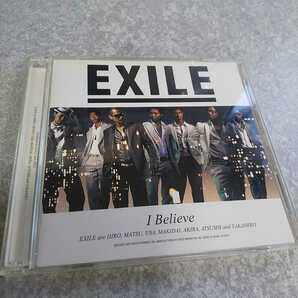 EXILE【I Believe】2007年エイベックス 返金保証あり