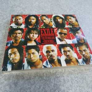 EXILE【The Hurricane~Fireworks~】2009年エイベックス 返金保証あり