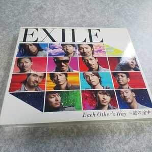 EXILE【Each Other's Way~旅の途中~】2011年エイベックス 返金保証あり