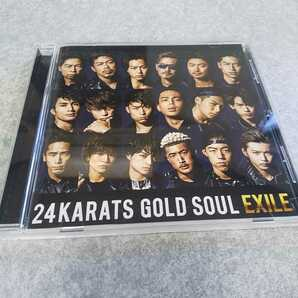 EXILE【24KARATS GOLD SOUL】2015年エイベックス 返金保証あり