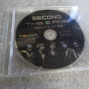 EXILE【THE SECOND THE 2 AGE ORIGIMAL VJ MIX】2014年エイベックス ※歌詞カードなし