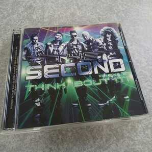 EXILE【THE SECOND from EXILE THINK'BONT ITI】2012年エイベックス 返金保証あり